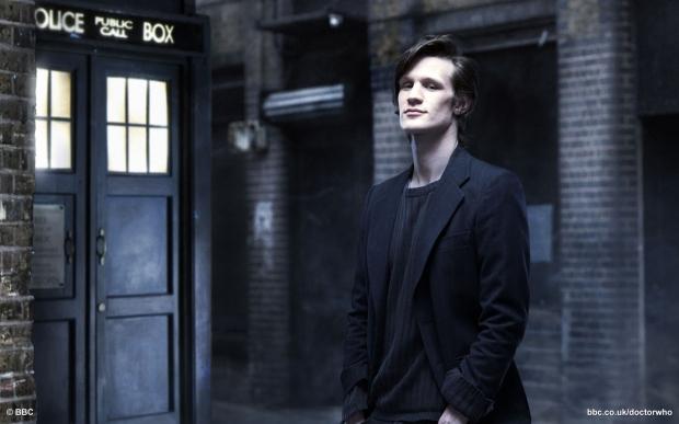 Matt Smith är den elfte doktorn