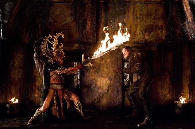 Mayaprästen är Mörkret