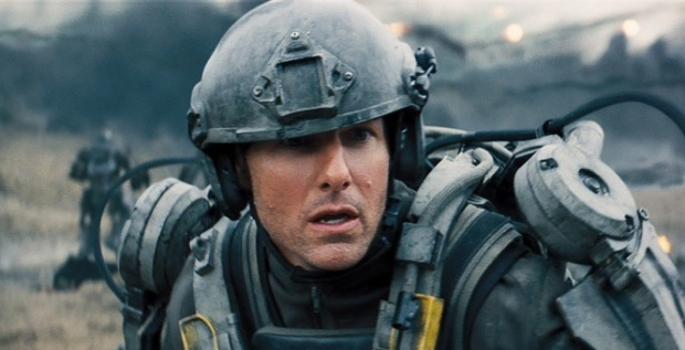 Tom Cruise i Edge of tomorrow