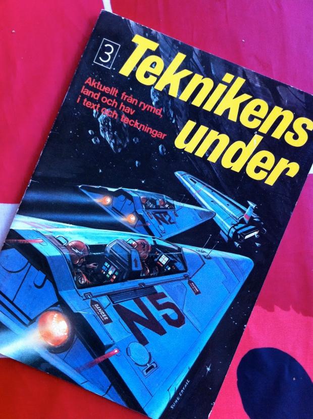 Teknikens Under nr 3 1978