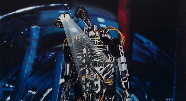 Hector är Saturn 3s mördarrobot