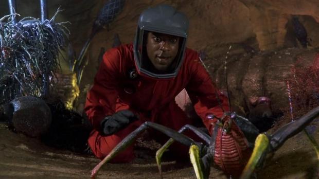Orlando Jones på upptäcktsfärd