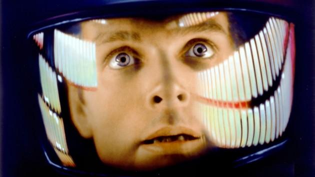 2001 (1968) - Ett rymdäventyr som förändrade allt
