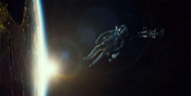 Gravity, soluppgång