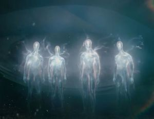 Aliens i Knowing