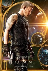 Channing Tatum som Caine i Jupiter Ascending