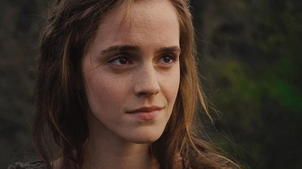 Emma Watson spelar en av få sympatiska karaktärer i Noah