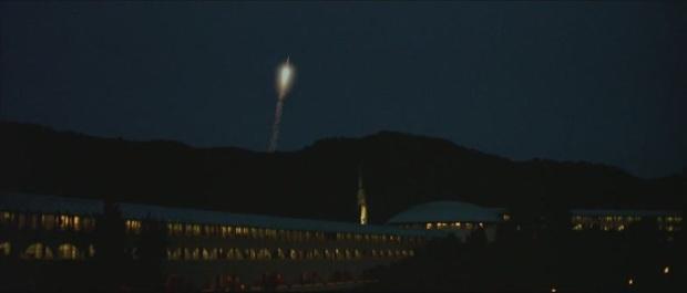 Raketerna lyfter från Gattaca