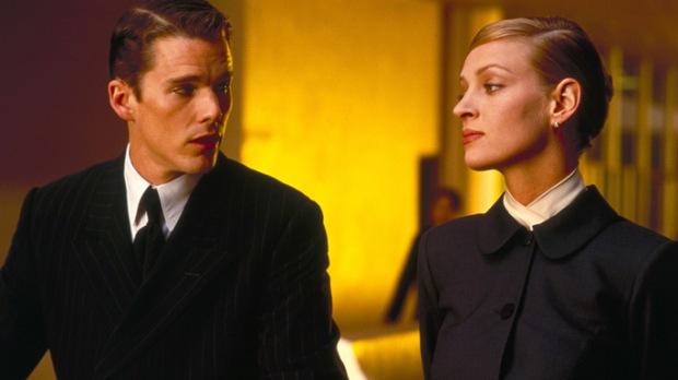 Vincent och Irene i Gattaca
