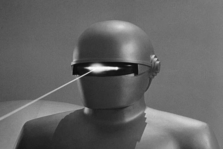 Diversity in SF Film: The Day the Earth Stood Still (1951) |The Day The Earth Stood Still 1951 Klaatu
