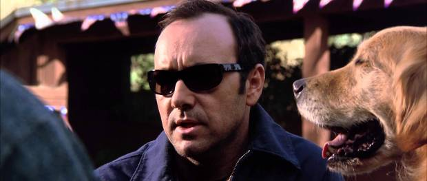 Kevin Spacey i K-Pax