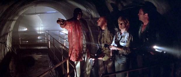 20 bodyhorror-rymdfilmer som inte är Alien