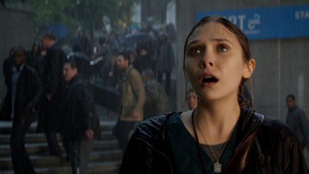 Elizabeth Olsen i Godzilla