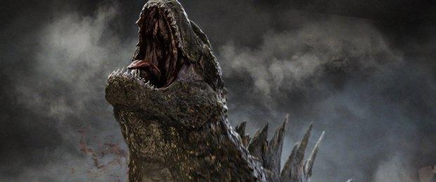 Godzilla: - Raaaawr!