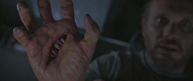 Argh, min hand blir ett monster! (Leviathan)