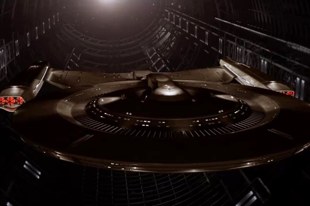 Första bilden från Star Trek Discovery som kommer 2017