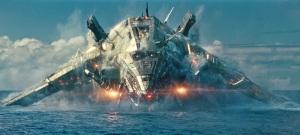 Utomjordiskt slagskepp i Battleship