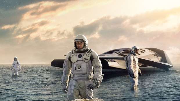 Landaren i Interstellar