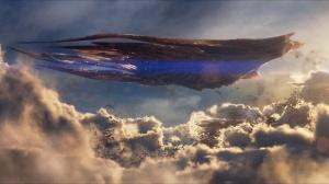 Bug-skepp i Ender's game