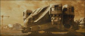 Prisjägarnas skepp i Riddick