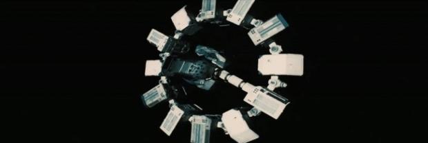 Endurance i Interstellar - ser ut som en klocka