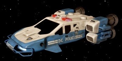 Space Precinct Cruiser 1