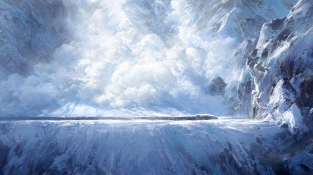Snowpiercer är ett tåg - eller ett rymdskepp