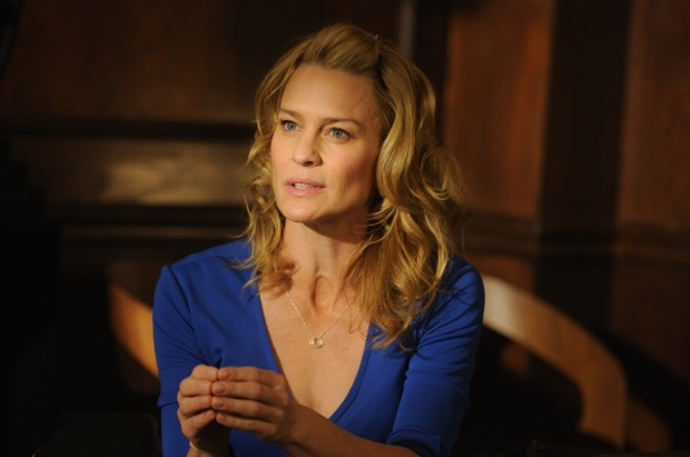 Robin Wright i The Congress