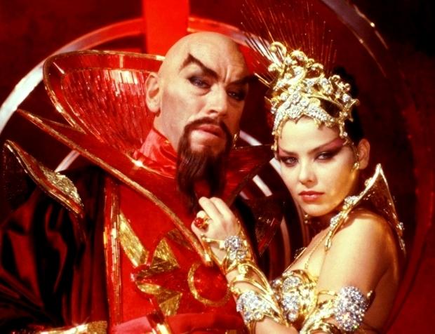 Ming i Flash Gordon, tillsammans med sin dotter