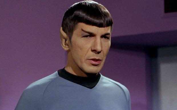 Leonard Nimoy som Spock