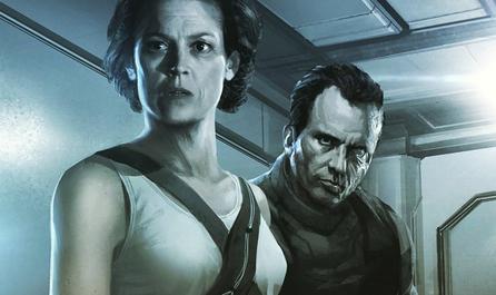 Från Neill Blomkamps ännu inte filmade Alien
