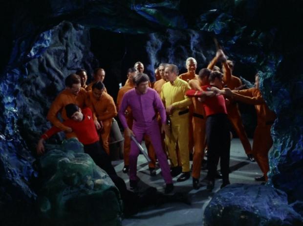 """""""Devil in the dark"""" från Originalserien från 60-talet"""
