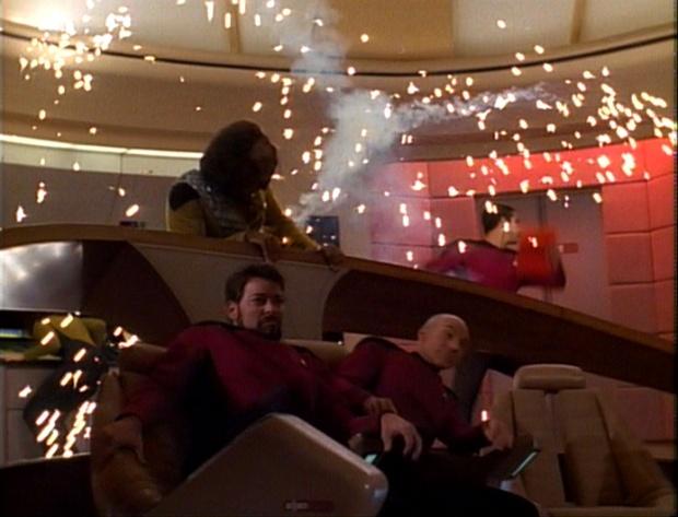Elsäkerhet på Enterprise