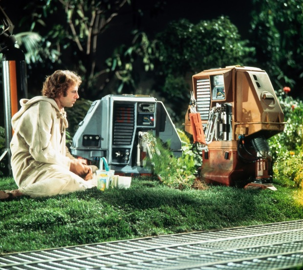 Silent Running: Hewey, Dewy and Louie