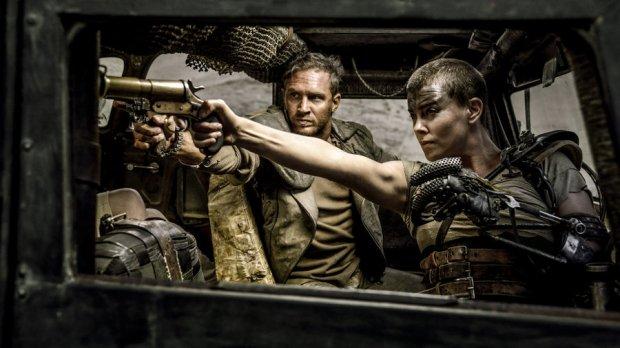 Mad Max och Imperator Furiosa