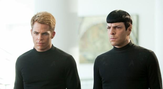 Chris Pine och Zachary Quinto återkommer i Star Trek XIII