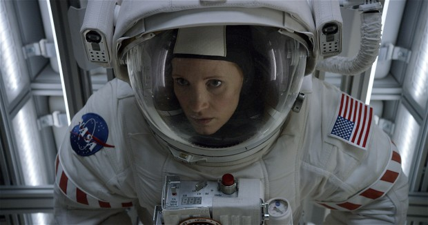Jessica Chastain i The Martian