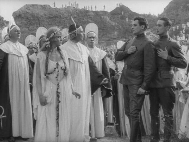 Himmelskibet (1918)