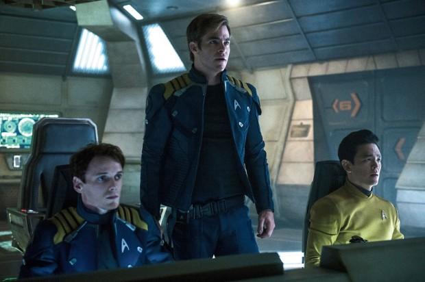Star Trek Beyond, som blev Anton Yelchins sista film