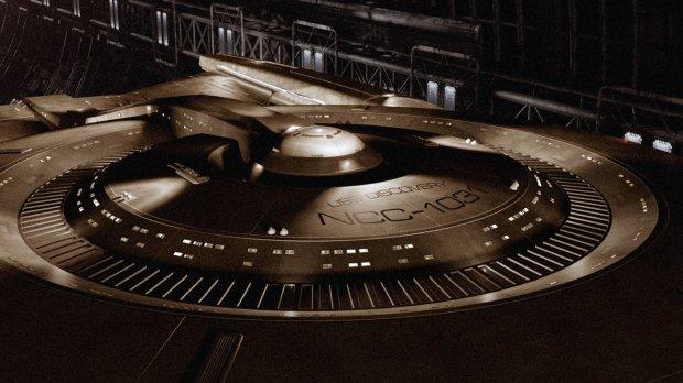 USS Discovery från Star Trek Discovery