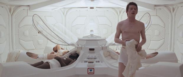 John Hurt i Alien
